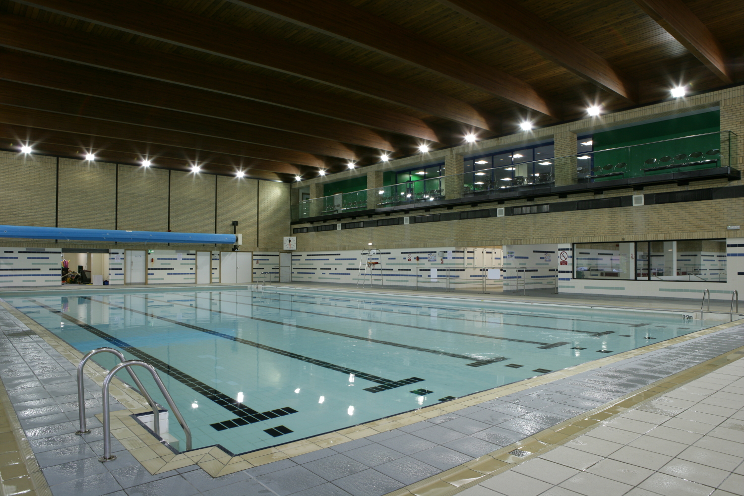 Meadowside Swimming Changing Rooms