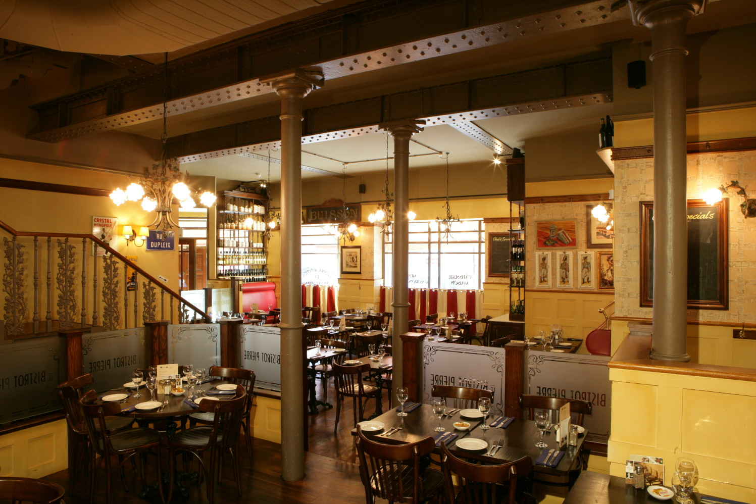Le Bistrot Pierre Leicester Maber