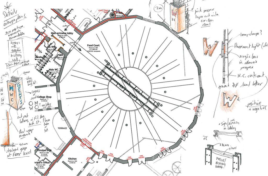 The roundhouse maber for Roof drawing app
